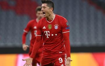 Bắn hạ Lazio, đương kim vô địch Bayern vào tứ kết