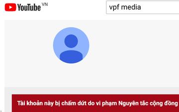 Kênh Youtube VFF, VPF và HAGL lại bị hacker tấn công, chiếu video cổ suý bạo lực