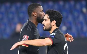 Tuyển Đức thắng dễ trận mở màn vòng loại World Cup 2022, mặc áo phản đối nhân quyền ở nước chủ nhà Qatar