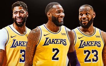 Andre Drummond cập bến Los Angeles Lakers, cân bằng sức mạnh với Brooklyn Nets ở miền Đông
