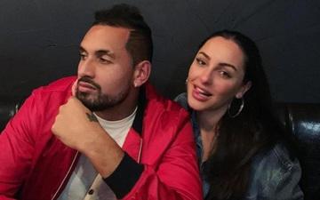 """Vừa trải qua lễ Valentine mặn nồng, trai hư Nick Kyrgios bất ngờ bị bạn gái tố cáo """"bạo hành"""""""