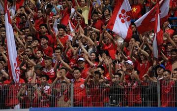 CLB Hải Phòng lại gặp họa khi CĐV lăng mạ ban huấn luyện Than Quảng Ninh