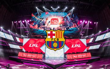 SofM chuẩn bị có cơ hội đối đầu với đội tuyển LMHT của Barcelona