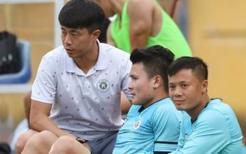 Quang Hải chấn thương, Hà Nội FC chơi với đội hình dị