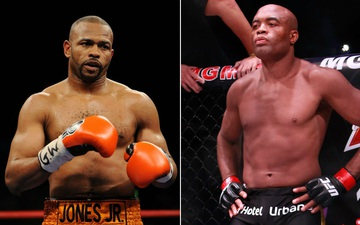 Nhà cựu vô địch boxing Roy Jones xác nhận muốn thượng đài cùng huyền thoại MMA Anderson Silva