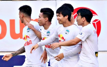 """Lịch thi đấu vòng 7 V.League 2021: """"Chảo lửa"""" Lạch Tray đón HAGL, Nam Định FC đối đầu SLNA"""