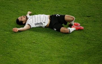 """Đức thua sốc """"tí hon"""" Bắc Macedonia trong trận đấu cuối của HLV Joachim Low ở vòng loại World Cup 2022"""