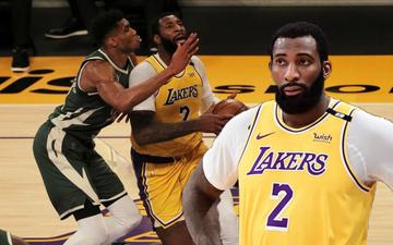 Ngày ra mắt không trọn vẹn của Andre Drummond trong màu áo Los Angeles Lakers