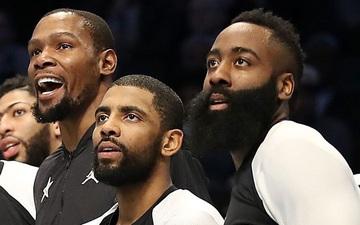 Chiếm ngôi đầu miền Đông sau 19 năm, bước đầu tiên trên con đường chinh phục cả NBA của Brooklyn Nets