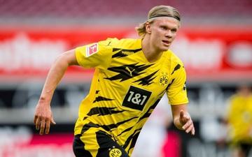Haaland phá kỷ lục chạy nhanh nhất Bundesliga
