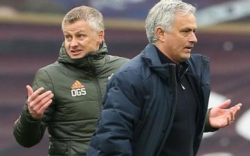Lật mặt hay sự đổi vai giữa Solskjaer và Mourinho