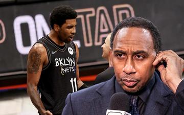 """Kyrie Irving tiếp tục vắng mặt, BLV nổi tiếng NBA giận dữ trên sóng truyền hình: """"Chú đang làm trò gì đấy?"""""""