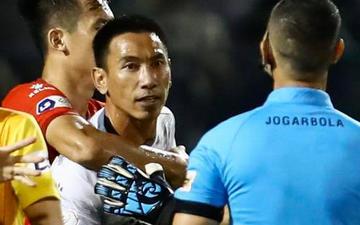 Thủ môn Thanh Thắng được giải oan nhưng vẫn bị treo giò 3 trận