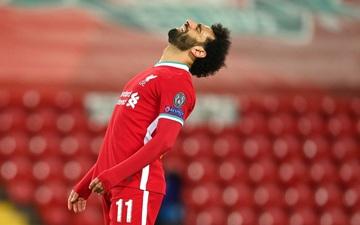 """Salah """"chân gỗ"""", Liverpool bất lực để Real Madrid loại khỏi Champions League"""