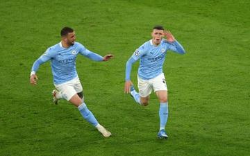 Manchester City đánh bại Dortmund để tiến vào bán kết Champions League