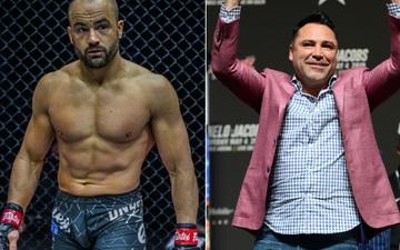 Sau thất bại đáng tiếc tại ONE, Eddie Alvarez tính chuyển sang đấu boxing cùng huyền thoại Oscar De La Hoya
