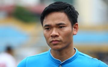 Thủ môn Nguyên Mạnh cầu mong Hà Nội FC cầm chân HAGL để Viettel hưởng lợi