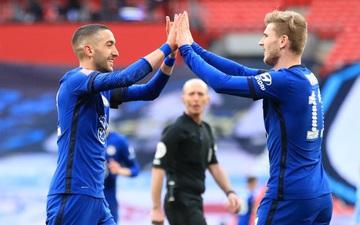 Dập tắt mộng ăn 4 của Man City, Chelsea vào chung kết FA Cup