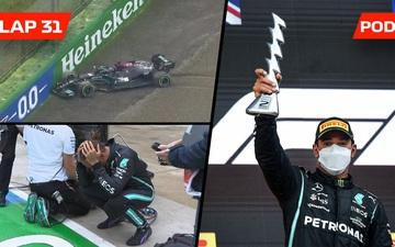 """Mắc sai lầm tai hại, Lewis Hamilton mất chức vô địch nhưng vẫn tạo nên """"bài học kinh điển"""""""