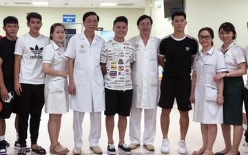 Đội tuyển Việt Nam chưa hoàn thành việc tiêm vaccine Covid-19