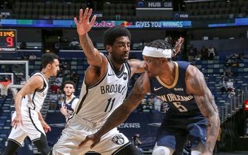 Tinh quái trong phòng ngự, Brooklyn Nets vượt qua New Orleans Pelicans đầy kịch tính