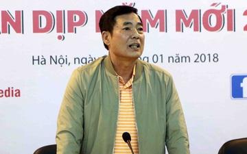Ông Trần Mạnh Hùng chính thức mất ghế chủ tịch CLB Hải Phòng