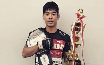 """""""Lính mới"""" Ok Rae Yoon đả bại cựu vương Marat Gafurov, giành được suất đại chiến cùng Eddie Alvarez"""
