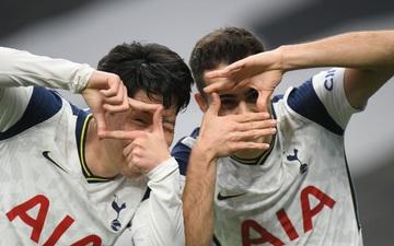 """""""Song sát"""" Son - Bale tỏa sáng, Tottenham nhọc nhằn giành chiến thắng sau 2 biến cố"""
