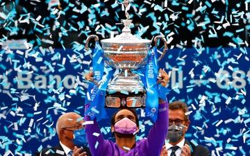 Rafael Nadal nghẹt thở vô địch Barcelona Open lần thứ 12