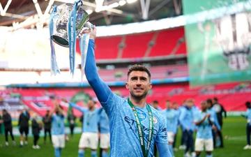 Man City vô địch Cúp Liên đoàn Anh nhờ khoảnh khắc tỏa sáng của cái tên bất ngờ
