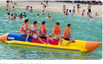 """GAM - Nhà vô địch LMHT Việt Nam bị """"troll"""" cực gắt trong lúc đi du lịch nghỉ dưỡng"""