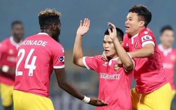 Lo ngại dịch Covid-19, sân Hà Tĩnh ngưng đón khán giả từ vòng 11 V.League