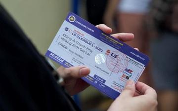 Cổ động viên kêu trời vì trót mua vé trận Thanh Hóa gặp HAGL với giá gấp đôi từ dân phe