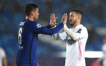 Benzema ghi bàn đẳng cấp, Real thoát thua Chelsea