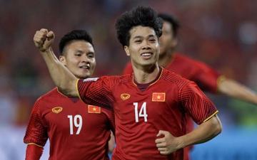 Người hâm mộ phải xem tuyển Việt Nam đá vòng loại World Cup lúc nửa đêm