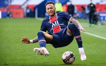 Neymar lập kỷ lục thẻ đỏ ở Ligue 1, trên đường rời sân còn lao vào đòi hành hung đối thủ