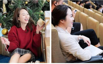 """Vợ sắp cưới của Xuân Trường khoe tài chơi piano, phong thái chín chắn khác hẳn hồi """"gây chiến"""" với fan"""