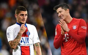 Bayern và PSG đại khủng hoảng lực lượng trước giờ giao chiến