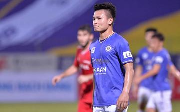 Hà Nội FC thất bại trước Viettel trong trận cầu có 2 thẻ đỏ