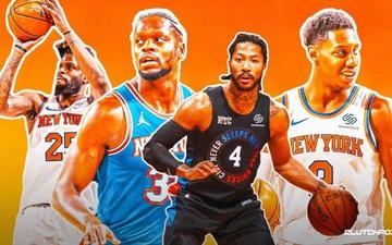 """3 yếu tố khiến """"Ngựa ô"""" New York Knicks thành ứng cử viên vô địch NBA"""
