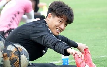 Quảng Nam mượn thành công thủ môn Phí Minh Long của Hà Nội FC