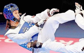 Trương Thị Kim Tuyền đưa Taekwondo Việt Nam trở lại Olympic