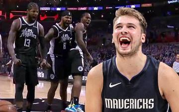 """Thất bại trước Dallas Mavericks, Los Angeles Clippers bị MXH gán cho biệt danh """"Nghiệp quật"""""""