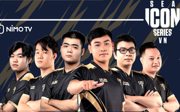Icon Series SEA Playoffs: Cùng giành thắng lợi với tỉ số 4-1, Saigon Phantom và SBTC Esports thẳng tiến vòng trong