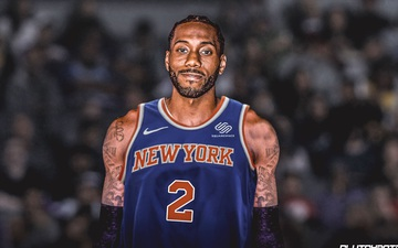 Rộ tin đồn Kawhi Leonard cập bến New York Knicks nếu Los Angeles Clippers sớm bị loại khỏi Playoffs 2021