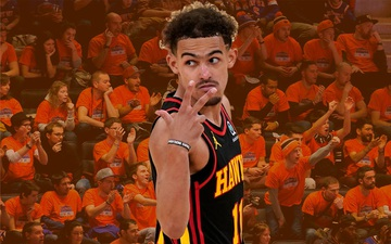 Fan New York Knicks bị cấm vĩnh viễn khỏi sân nhà vì hành động vô duyên đến phản cảm với Trae Young