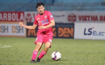 Ngoại binh U40 xử lý bóng gây ngỡ ngàng trước hàng thủ Hà Nội FC