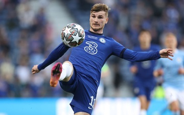 Giữ vững phong độ, Werner tiếp tục buôn gỗ trong trận chung kết Champions League
