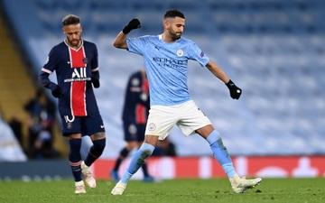 Mahrez lập cú đúp, Man City vượt qua PSG để tiến vào chung kết Champions League
