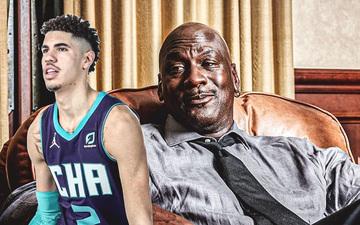 LaMelo Ball: Tân binh chiếm được cảm tình của Michael Jordan